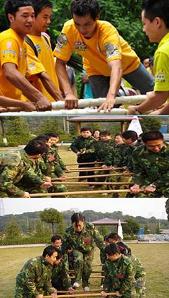 云梯是團隊合作的項目