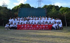 上海麦克林生化科技有限公司2018拓展活动