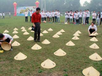 上海拓展培訓活動項目:水果連連看|