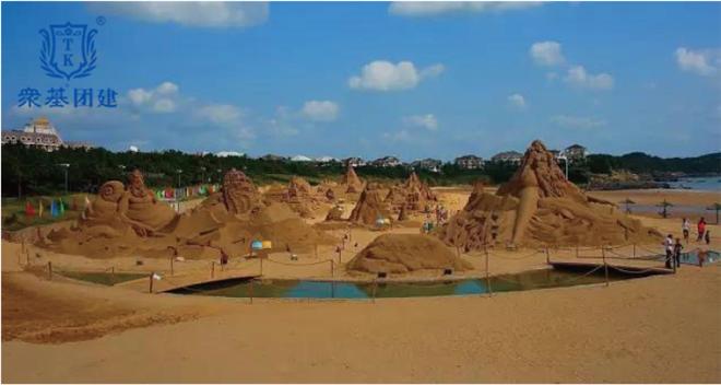 舟山沙灘團建|