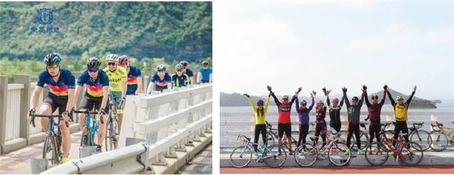 公司户外团建拓展活动:千岛湖两日团建,皮划艇+徒步+骑行主题团队建设拓展训练|