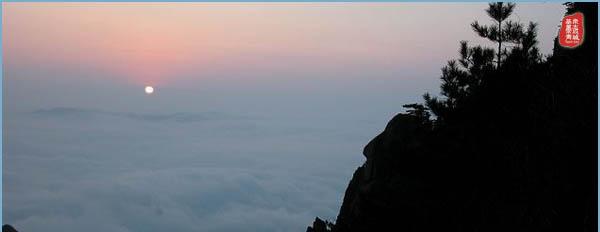 安徽黄山景区天气