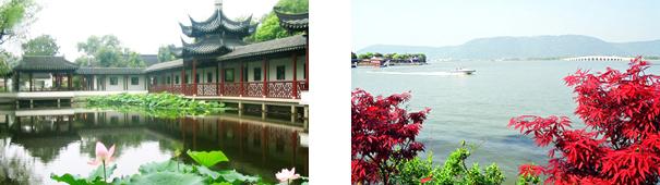尚湖风景区面积21平方公里
